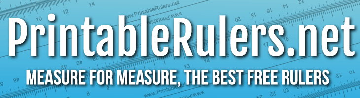 Measuring Tape 60 Inches Printable Ruler
